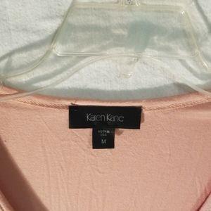 Karen Kane pink size M blouse